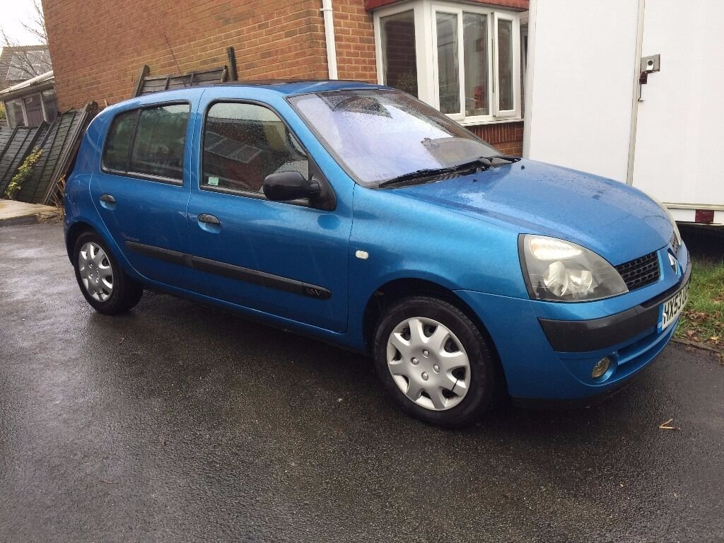 5 door renault clio extreme 2 16v 2003 1 2l in hedge end hampshire gumtree. Black Bedroom Furniture Sets. Home Design Ideas