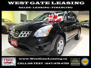 2012 Nissan Rogue S FWD | ONE OWNER |