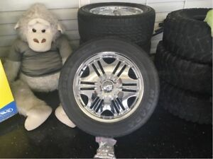 2009 Ford F-150 MIRADA SPORT SLX TIRES AND RIMS ON SALE !!!