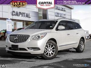 2016 Buick Enclave Leather AWD-Sunroof- Heated seats-19 wheels-B