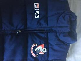 AFC Bournemouth jacket small as new never used