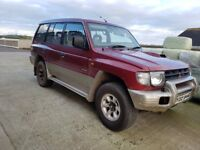 Mitsibushi Shogun 2.8 TD 1998 for sale