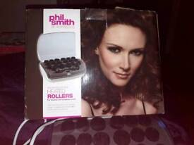Phil smith heated rollers