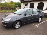 Low Mileage _FORD FOCUS GHIA HIGH SPEC_ Leather Heated Seats etc