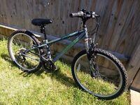 Apollo Switch child's mountain bike