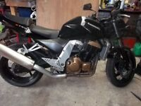 kawasaki z 750 many recent new parts