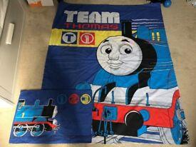 Thomas the Tank Engine cot/toddler bedding set