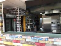 Business for sale pizza and fast food shop very well know food chain in area
