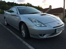 Toyota Celica 1.8 VVT-I Red Limited Edition **PRICE DROP**