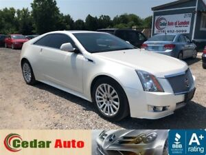 2011 Cadillac CTS Coupe - Performance- Navigation