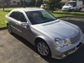 Mercedes c220 2005 sell or swap why