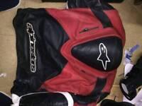 Alpinestars mortorcycle jacket