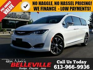 2017 Chrysler Pacifica Limited-tow Package, dvd/blu-ray