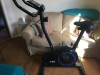JLL exercise bike 4 months old ..like new !!
