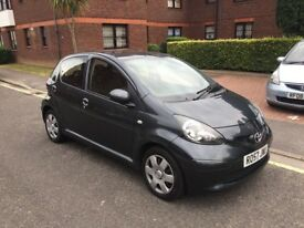 TOYOTA AYGO - **AUTOMATIC** 5DOOR HATCHBACK