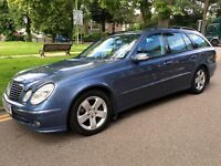 Mercedes e220 cdi estate auto 2006 lovely car! Fsh! Still insured! P-ex welcomes/rac welcome