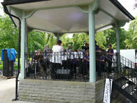 Community wind band looking for members – early grades and returners welcome