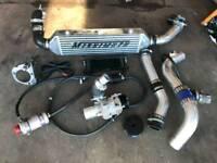 HKS GTS4015 Supercharger Kit For a Honda K20 Bolt On Type R