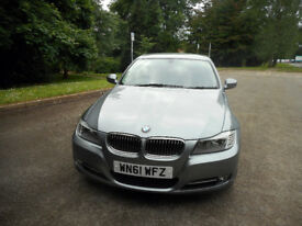 2011 BMW 318i 2.0 litre petrol, manual saloon (Excecutive Edition). 12 months MOT, FSH (BMW)