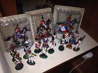 Metal delprado toy soldiers for sale