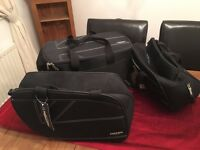 Triumph Pannier Bags - Top Box & Side Pannier Liner/Bags - One Damaged the others like new