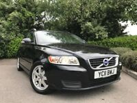 2011 (11) Volvo V50 1.6D DRIVe ( s/s ) ES FULL VOLVO SERVICE HISTORY IMMACULATE CAM BELT REPLACED