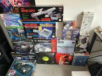 Massive retro gaming bundle