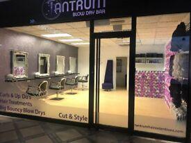 Hairdressing Hair Stylist Salon Space Chair to Let Kingston Salon London Nail bar eyelash makeup