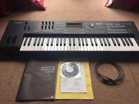 Yamaha MOXF6 Workstation