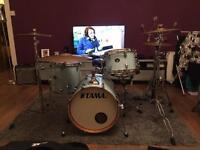Tama silverstar drum kit £ 300 price drop