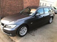 BMW 3 Series 2.0 320d SE Touring 5dr- 2 Owners, 2 Keys, NEW CLUTCH, Just serviced, Drives Fantastic