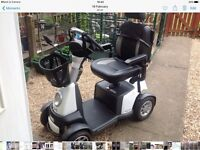 MOBILITY SCOOTER GALAXY PLUS