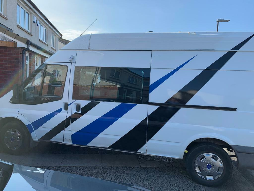 **** 2008 Ford Transit 100 T350L Camper **** | in Stirling | Gumtree