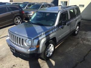 2015 Jeep Patriot Sport 4X4 4Cyl Low Kms Accident Free One Owner