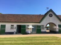 Rural Office Space in smart converted stables