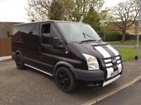 Transit sport 57 plate mint!!! Van pick up part ex swaps