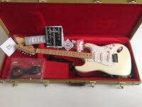 Fender American Standard Strat + Hard case