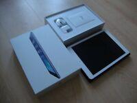 Apple iPad Air 16GB, Wi-Fi + Cellular (Unlocked), 9.7in - Silver