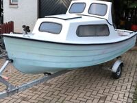 Mayland 14ft boat