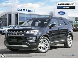 2017 Ford Explorer Limited 3.5 v-6-AWD-ALL LUXURY FEATURES