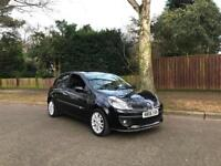 Renault Clio 1.6 TOP SPEC LOW MILEAGE FSH SENSORS PAN ROOF KEYLESS