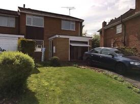 3 bed house for rent £675pcm
