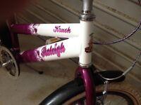 """18"""" children's Raleigh 'Krush' bicycle"""