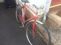'Classic'Gents Bicycle, sturmey 3 Speed Puch