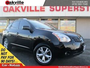 2009 Nissan Rogue SL | ALL WHEEL DRIVE | SUNROOF | BOSE | ALLOY