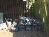 Roof tiles - open to reasonable offers - must collect