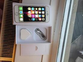 iPhone 6 16gb gold on Vodafone/libara