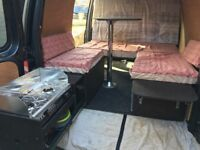 Amdro boot camp style camping pod
