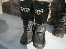 boys fox comp 3 boots