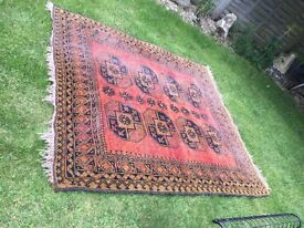 Beautiful, genuine Persian wool rug